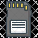 Card Sd File Icon