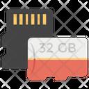 Sd Card Memory Card Sd Storage Icon