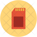 Sd Cards Memory Icon
