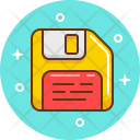 Sdcard Save Store Icon