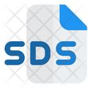 Sds File Audio File Audio Format Icon