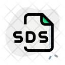 Sds File Icon