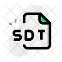 Sdt File Icon