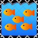 Sea Underwater Fish Icon