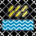 Sea Ocean Beach Icon