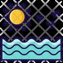 Sea Seaside Sea View Icon