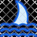 Sea Moon Haze Icon