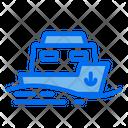 Sea Vehicle Ship Icon