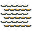 Sea Water Wave Icon