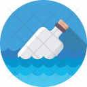 Sea Water Waves Icon