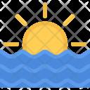 Sea Agent Insurance Icon