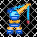 Sea Crane Icon