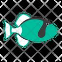 Sea Creature Icon
