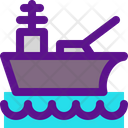 Sea Defence Icon