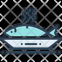 Ceviche Fish Food Icon