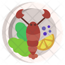 Sea Food Icon