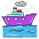 Sea Freight Sea Transport Ship Icon