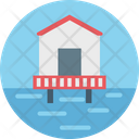 Sea House Icon