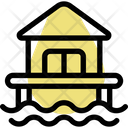 Sea House Icon