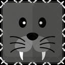 Sea Lions Head Icon