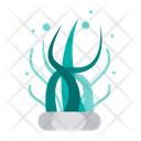 Sea Aquatic Plant Icon