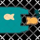 Sea Pollution Sea Plastic Icon