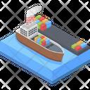 Sea Port Icon