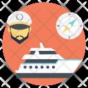 Sea Travel Icon