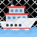 Ship Sailing Vessel Icon