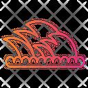 Wave Ocean Sea Icon