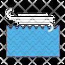 Sea Wave Sea Wind Icon