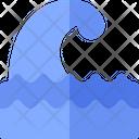 Sea Wave Wave Sea Icon