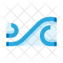 Waves Surf Icon