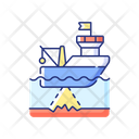 Seafloor Mapping Icon