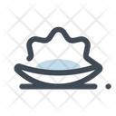 Seafood Food Exotic Icon