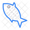 Seafood Fish Eat Icon