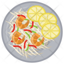Seafood Fish Shrimp Icon