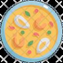 Seafood Tomyumkung Food Icon