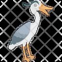 Bird Gull Laridae Icon