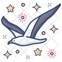 Seagull Seabird Gull Icon