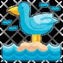 Seagull Icon