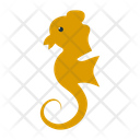 Seahorse Sea Animal Icon