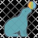 Seal Animal Kingdom Icon