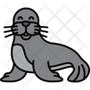 Seal Mammal Seal Animal Icon