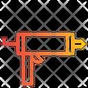 Sealant gun Icon