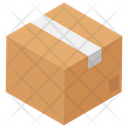 Sealed Cardboard Icon