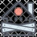 Sealed House Icon