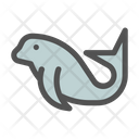 Seals Walrus Sea Lion Icon