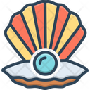 Pearl Jewel Oyster Icon