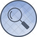 Search Magnify Glass Icon